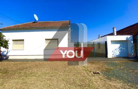 Casa 160 mp Sanicolau Mic+teren 1400 mp mobilata-98500 euro