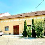 Imobil Boul Rosu Malul Muresului(2 case)+curte 717 mp pretabil afacere (gradinita,birouri)-600 euro