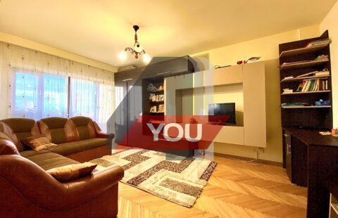 Apartament Arad 2 camere Intim decomandat et.5/8 renovat mobilat+termoteca-64500 euro