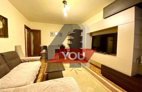Apartament Arad 3 camere Intim 95 mp mobilat utilat+termoteca et.3/4 - 89500 euro