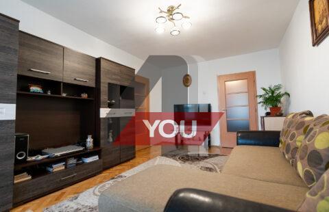 Apartament Arad 2 camere renovat centrala et. 3 UTA pret 58500 euro neg