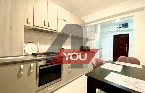 Apartament 2 camere Bd Revolutiei LUX cu panorama deosebita-320 euro