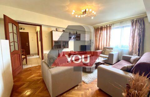 Apartament Arad 3 camere zona Intim renovat TERMOTECA pret 75000 euro neg