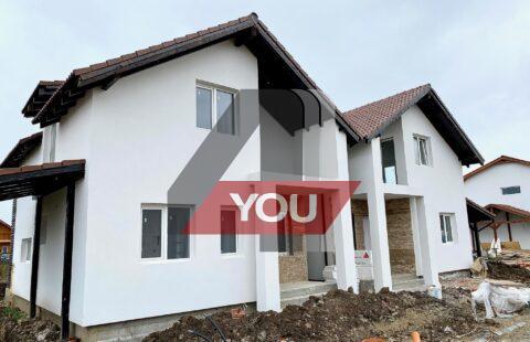 Casa individuala model AUGUSTA, Vladmirescu, cartier Via Carmina-97000 euro