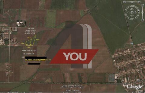 Teren extravilan 21950 mp IAS Aradul Nou fs.92 ml langa PUZ-54800 euro