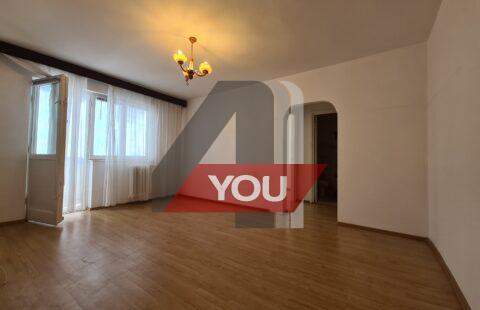 Apartament Arad 2 camere et.3 zona Boul Rosu pret 48000 euro neg